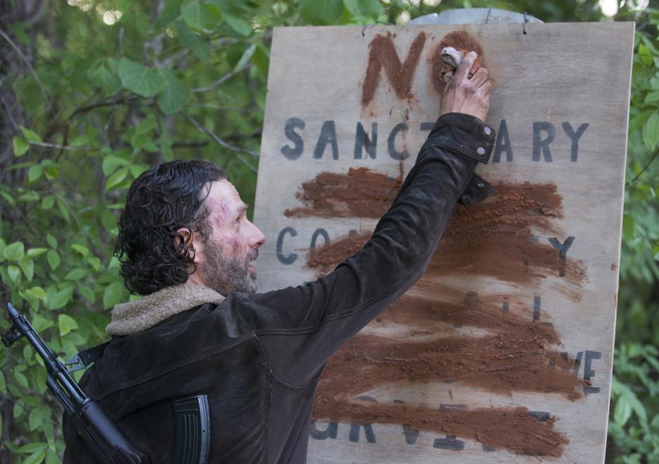 No Sanctuary Rick