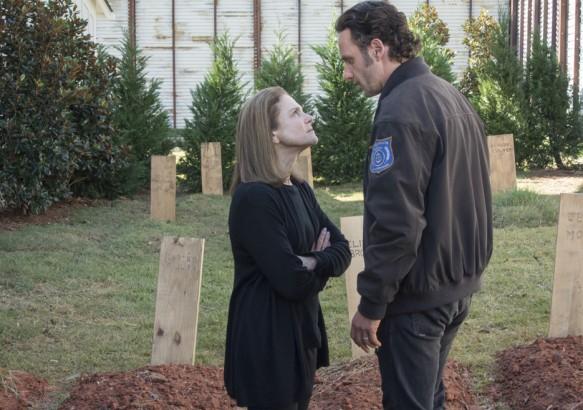 Rick vs. Deanna