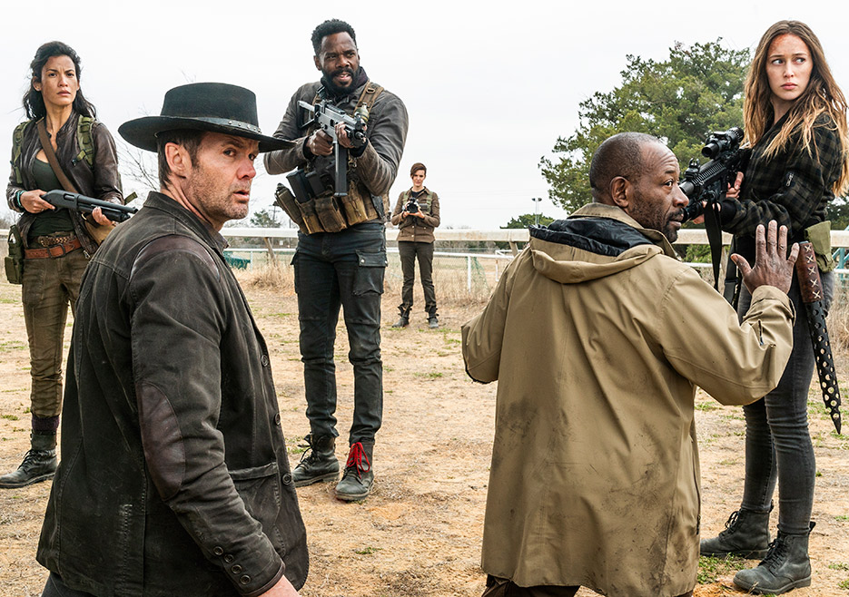 """Fear The Talking Dead #380: s4e6 """"Just In Case"""" – The"""